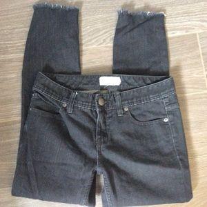 Free People black jeans. Size 26